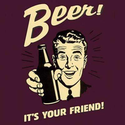 Beer friend uteygd
