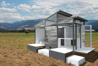 Thumbnail for - Chic Tiny-House Farm Stays from Plate & Pitchfork