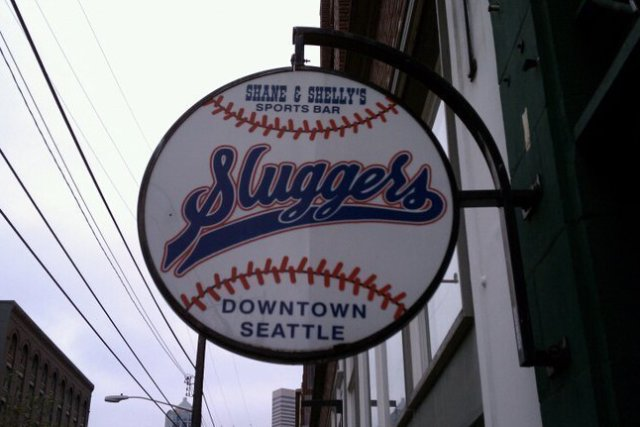 Sluggers seattle o9s9th
