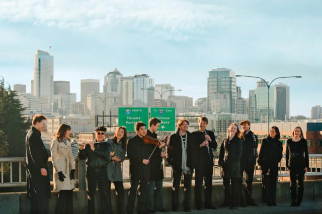 Seattle modern orchestra ptvdqn
