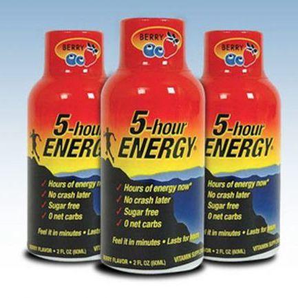5 hour energy bottles xauxyb
