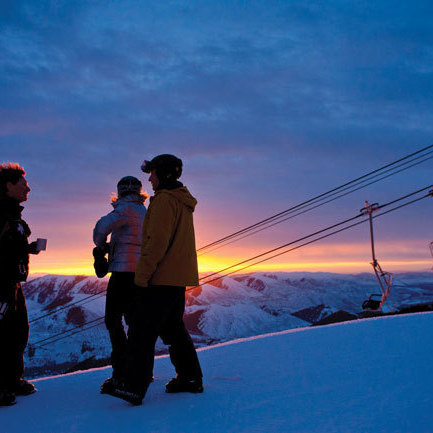 Sun valley ski patrol sunrise hd55ii