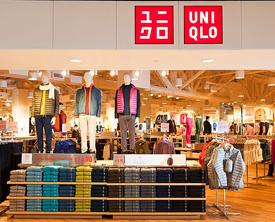 Uniqlo Announces Bellevue Opening Date Seattle Shopping