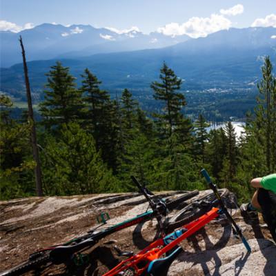 Biking whistler dcwguc