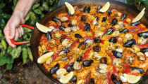 Thumbnail for - The New Cookout: How to Host the Perfect Summer Paella Party