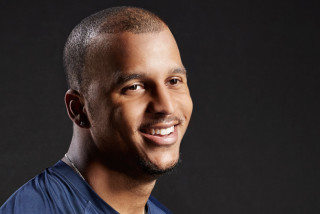 Thumbnail for - Up Close with Wideout Jermaine Kearse