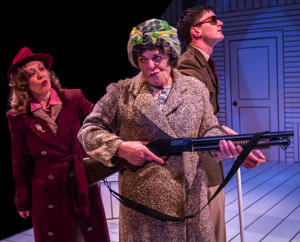 Artists Repertory Theatre's 'Red Herring'