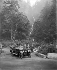 1915 Wahkeenah Falls
