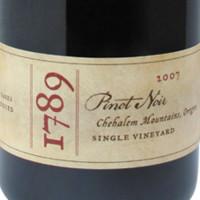 1789 Chehalem Pinot Noir