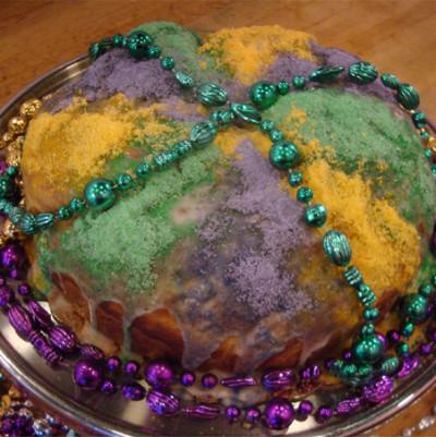 King cake qxyodk
