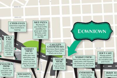 Downtown lunch spots map ay1bi3 xcqhfc