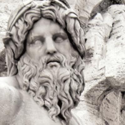 Zeus statue mount olympus zhdb89