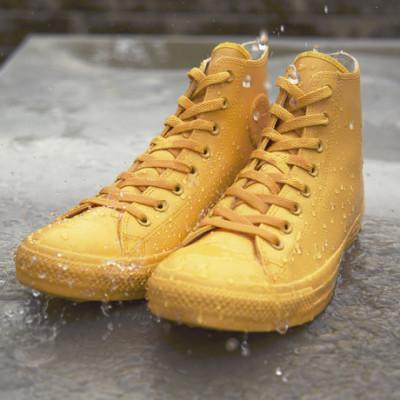 Ctas rubber yellow 1 large vwu2sa