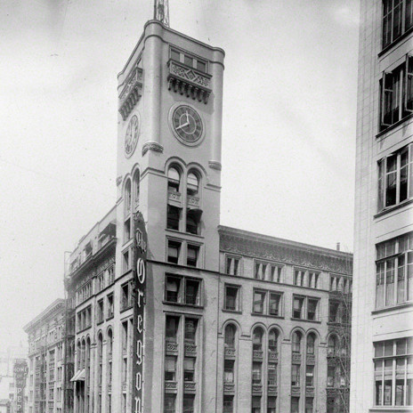 0313 oregonian building 1950 bpnyh1