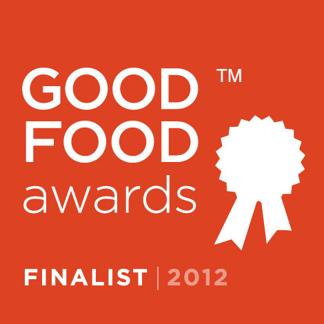 Good food awards finalist seal 2012 npgamh
