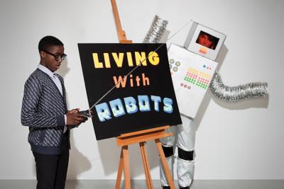 Robot v2 l8bubt