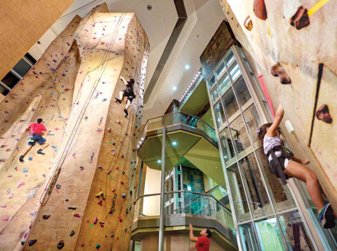 At Traditional Gyms Finding New Ways To Compete Houstonia