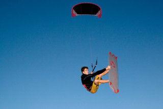 Thumbnail for - Soaring with the Champion Kiteboarders of Hood River
