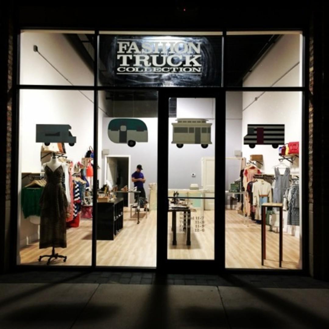 Houston's Fashion Trucks Unite