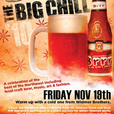 The big chill uk8l9z