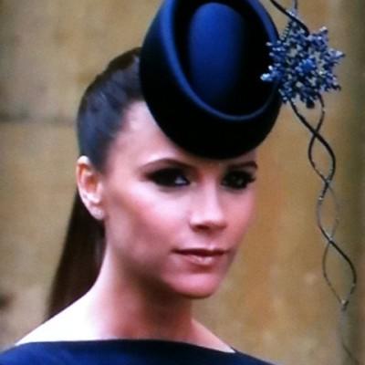 Victoria beckham royal wedding dress1 x1lp92