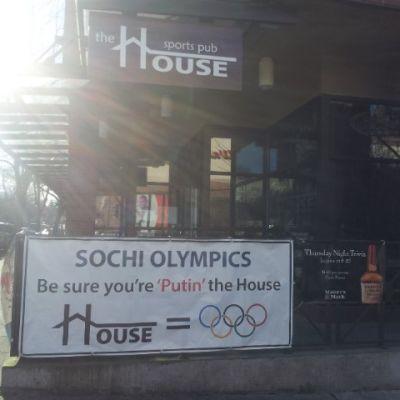 The house sports pub sochi olympics d30qtu