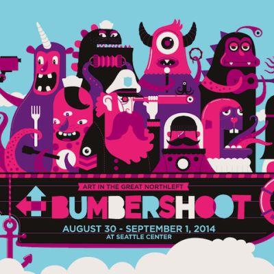 Bumbershoot 2014 tfrz76