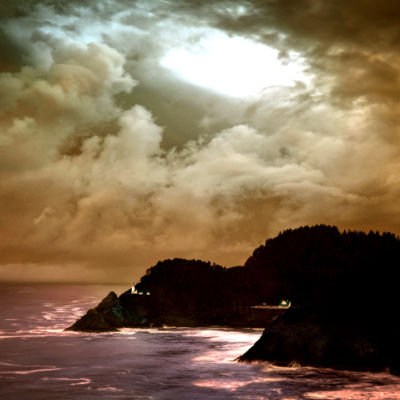 Haunted heceta head lighthouse msdfny