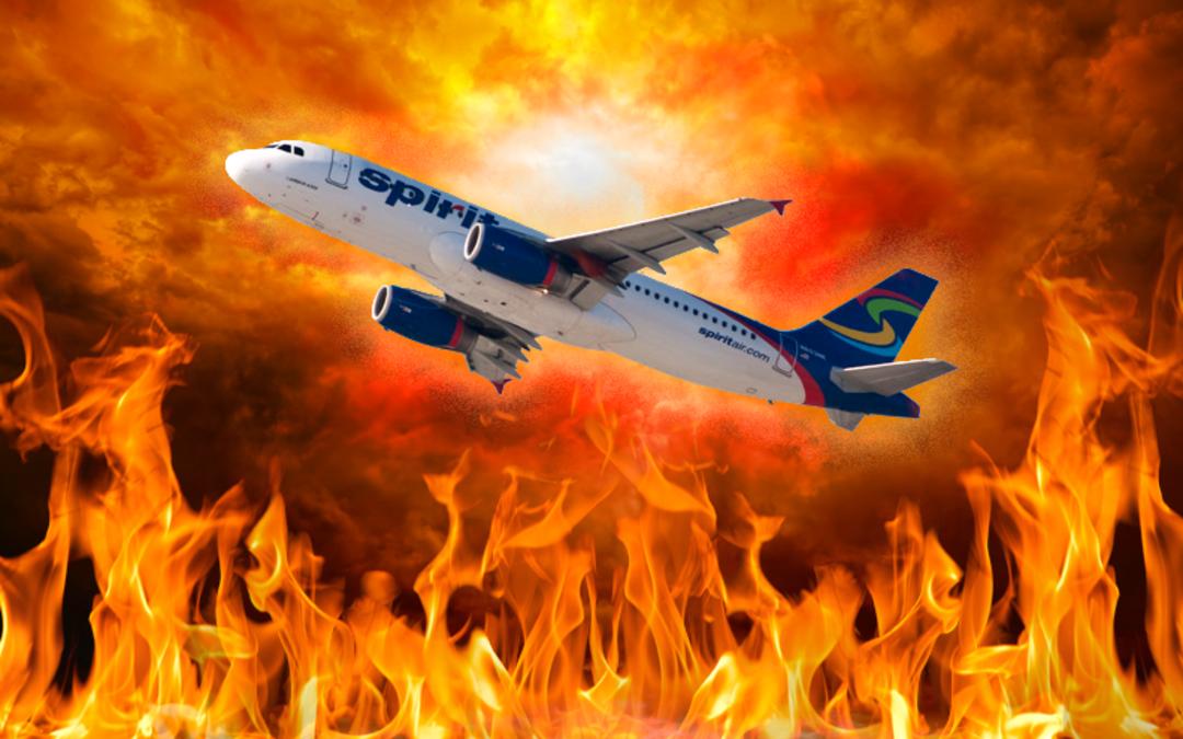 Inside Spirit Airlines