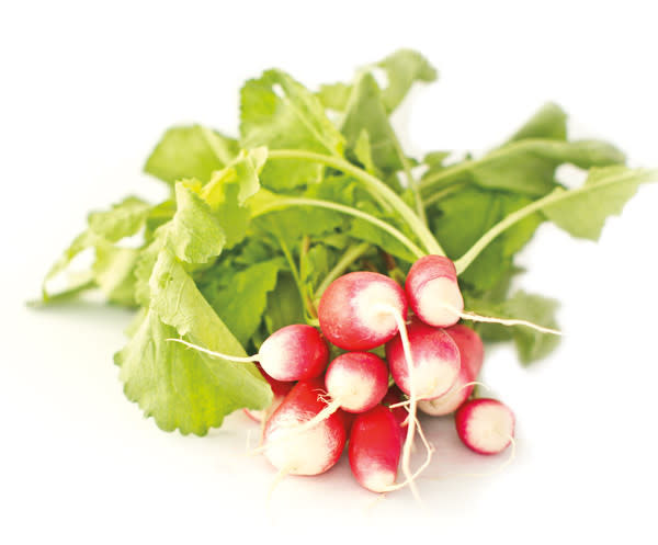 farmers market-radishes 2