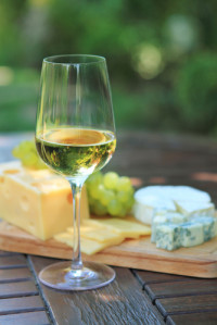 wine wine and cheese