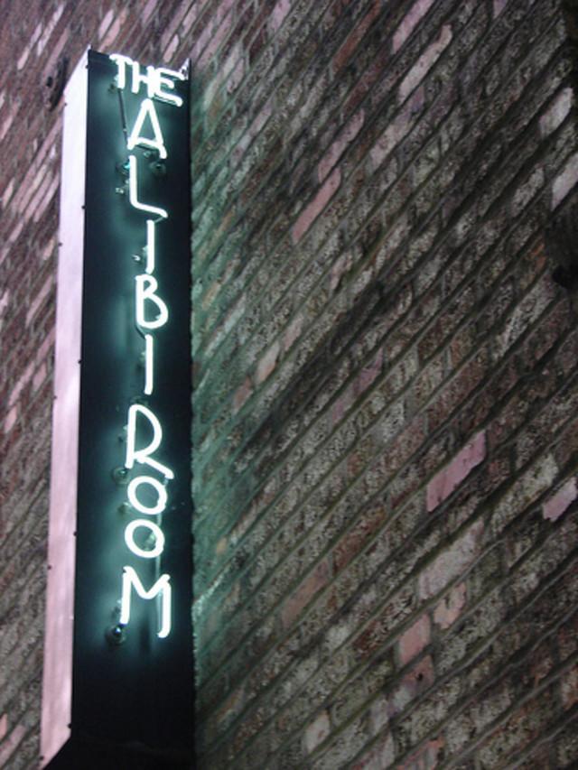 Happy Hour of the Week: The Alibi Room | Seattle Met