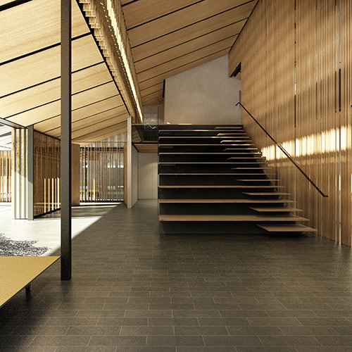 Portland japanese garden expansion plans  garden house living room v0tcma