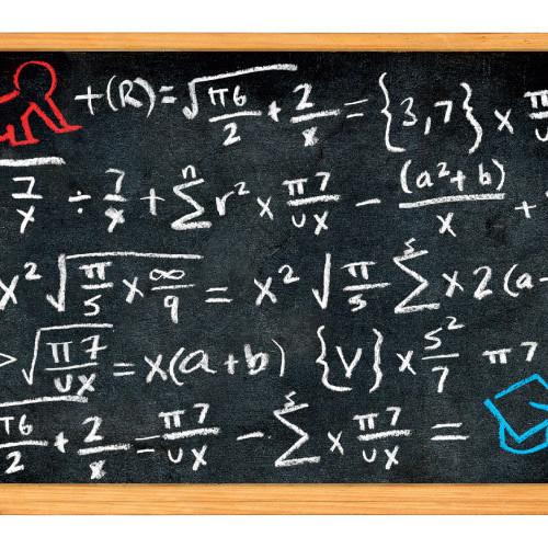 School chalk board d6nafq