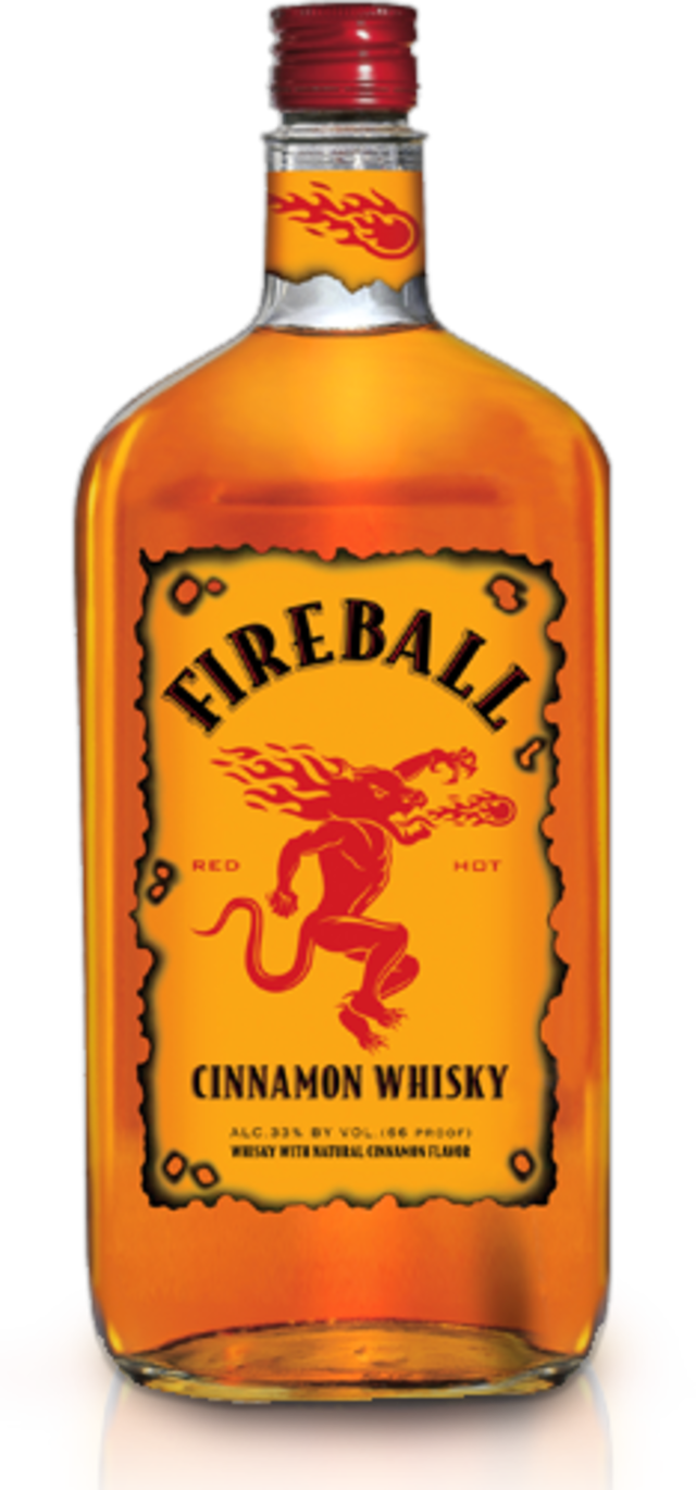 Fireball a shot for all the ages well all ages 21 and for What s in a melon ball drink
