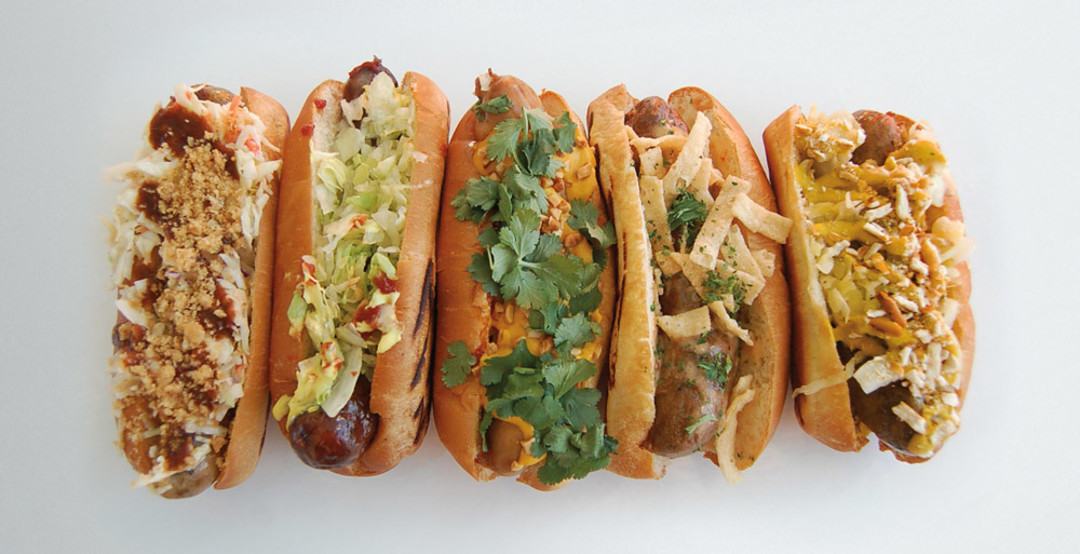 Types Of Ballpark Hot Dogs