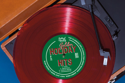 Thumbnail for - Portland Monthly's Golden Holiday Hits Gift Guide