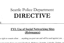 """Thumbnail for - O'Toole """"Disappointed"""" by Apparent Comments from SPD Officers"""