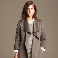 Thumbnail for - Cozy Up to Draped Coats