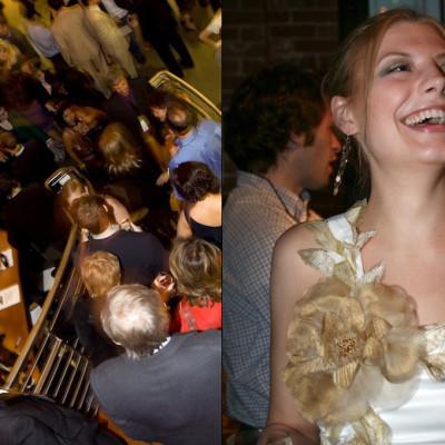 Crowd dress split ttt2vm