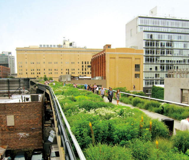 Garden Inspiration From Nyc 39 S High Line Portland Monthly
