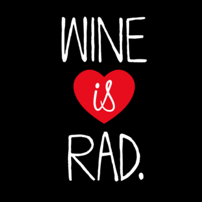 Wine is rad cvuayz