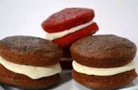 Bake My Day's Whoopie Pies look good, right? Image via their Facebook page.
