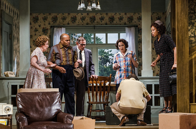 Portland Center Stage's 'Clybourne Park'