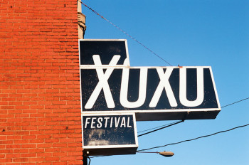 XOXO Festival at the YU Building