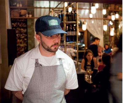 Ava Gene chef Joshua McFadden
