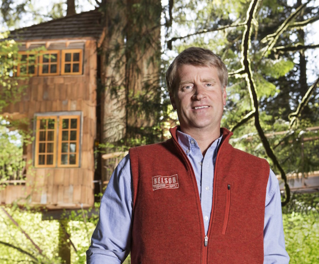 Treehouse Masters' Host Pete Nelson: Fiendish Conversation | Seattle on amazing tree houses, exotic tree houses, luxury tree houses, extremely cool tree houses, easy to make tree houses, creative tree houses, canvas tree houses, lowe's tree houses, extreme tree houses, primland resort tree houses, adult tree houses, large tree houses, elaborate tree houses, great tree houses, pete's tree houses, best tree houses, tree masters tree houses, inexpensive tree houses, modern tree houses,