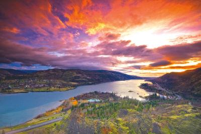 Columbia river gorge i0c2cu