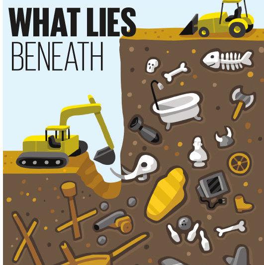 Waht lies beneath tiqikd