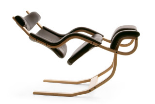 Thumbnail for - Defying Gravity with Ergonomic Twists on the Office Chair